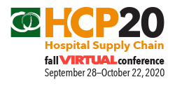 2020 Virtual Fall Hospital Supply Chain Conference