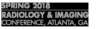 2018 Spring Radiology Conference Logo