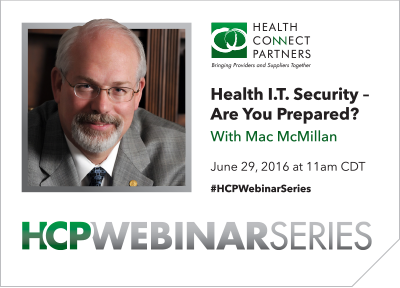 Health IT Security Webinar